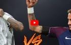 Neymar Jr vs Ricardo Quaresma - ai kĩ thuật hơn ai?