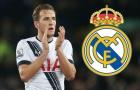 Ngoài Sanchez, Real nhắm sao Tottenham bổ sung hàng công