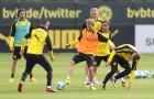 Tập luyện tích cực, Dortmund quyết tâm bảo vệ ngôi đầu