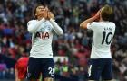 Tottenham gây thất vọng, Pochettino lo lắng về hàng công