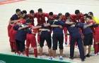ĐT futsal Việt Nam thắng đậm Hong Kong tại AIMAG 5