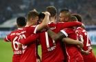 Highlights: Schalke 0-3 Bayern Munich (Vòng 5 Bundesliga)