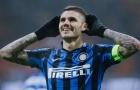 Inter điêu đứng với thói quen lạ của Icardi