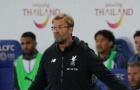 Klopp 'phát bệnh' với hàng thủ tệ hại của Liverpool