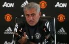 Mourinho hé lộ đội hình Man Utd đấu Burton Albion