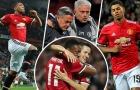 M.U hạ Burton, Mourinho chê cả đội trừ cầu thủ này