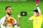 Những 'ông vua thẻ đỏ' trong lịch sử bóng đá