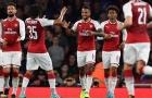 'Pháo đài' hiu quạnh, Arsenal lập kỉ lục buồn trong ngày chiến thắng