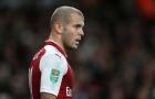 Wilshere đá đủ 90 phút không khác gì Arsenal vô địch