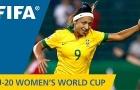 Byanca - Siêu nữ tiền đạo của bóng đá Brazil