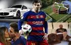 Cuộc sống đời thường của Lionel Messi