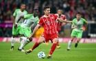 Highlights: Bayern Munich 2-2 Wolfsburg (Vòng 6 Bundesliga)