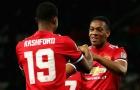 MU ghi 23 bàn sau 7 trận: Nhờ tài thay người của Mourinho