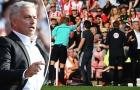Đến Mourinho cũng không biết vì sao bị truất quyền chỉ đạo