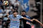Đối thủ đá như 'lên đồng', Napoli toát mồ hôi tại Paolo Mazza