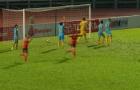 Long An 2-2 Sanna Khánh Hòa (Vòng 19 V-League 2017)