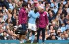 Man City cầu nguyện về chấn thương trụ cột