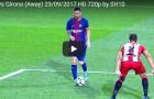 Màn trình diễn của Messi trước Girona