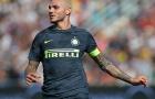 Mauro Icardi, ngôi sao bị bỏ quên trong đội hình của FIFPro