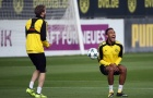 Aubameyang cười thả ga, Dortmund yên lòng trước đại chiến với Real Madrid