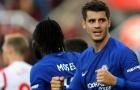 Morata nổ hat-trick, Conte nói gì?