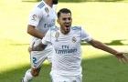 Dani Ceballos giải cứu Real Madrid
