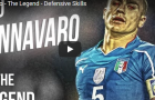 Fabio Cannavaro - Trung vệ từng đoạt Quả bóng Vàng