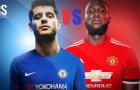 Morata và Lukaku: Mourinho đúng, nhưng Conte liệu đã... sai?