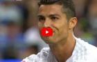 Top 20 'siêu phẩm hụt' của Cristiano Ronaldo