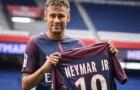 Neymar bị Cavani xúc phạm ngay lần đầu đến Paris