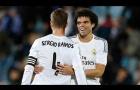 Pepe & Sergio Ramos - Cặp bài trùng một thời
