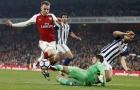Ramsey chói sáng với vai trò 'lạ lẫm'