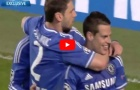 Trận cầu đáng nhớ: Chelsea 1-3 Atletico Madrid (2014)