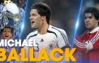 Vào ngày này  26.9  Michael Ballack - Ông vua về nhì vĩ đại