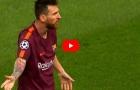 Màn trình diễn của Lionel Messi vs Sporting CP