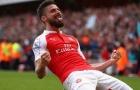 CLB 100 của Arsenal: Trên Giroud là những ai?