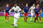 ĐHTB loạt trận thứ 2 Champions League: Martial sánh vai Ronaldo