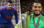Romero, vết gợn trong sự thăng hoa của Man United