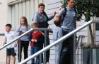 Dàn sao Man Utd có mặt ở Lowry, chờ chiến Crystal Palace