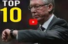 Những bàn thắng trong phút bù giờ của Man Utd thời Sir Alex Ferguson