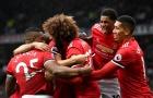 5 điểm nhấn M.U 4-0 Crystal Palace: Lợi hại Fellaini; Tuyệt vời Martial & Rashford