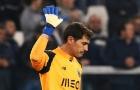 Casillas ở tuổi xế chiều phản xạ thế nào?