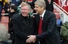 Đánh bại Brighton, Arsene Wenger phá kỷ lục của Sir Alex Ferguson