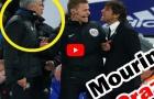 Những khoảnh khắc đầy thú vị của Jose Mourinho