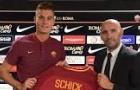 Patrik Schick, sát thủ có trái tim yếu đuối của AS Roma