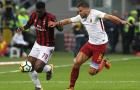 Highlights: AC Milan 0-2 AS Roma (Vòng 7 Serie A)