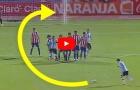Top 10 pha đá phạt đẹp mắt nhất của Lionel Messi