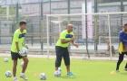 Chắn 'yếu huyệt' của bóng đá Việt