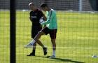 Ronaldo được chăm 'từng li từng tí' khi về tuyển
