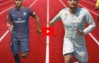 Khi không bóng, ai chạy nhanh nhất FIFA 18?